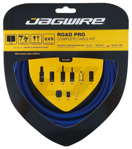 JAGWIRE Road Pro Complete Kit