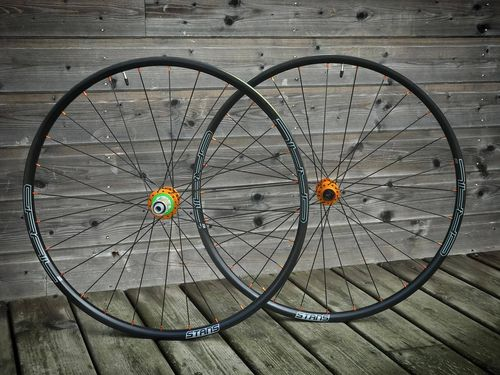 NOTUBES GRAIL CB7 | HOPE RS4 CL | CXRAY