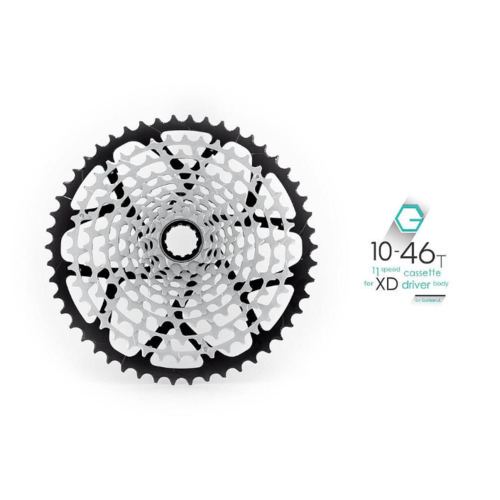 GARBARUK 11-speed cassette (SRAM XD freehub)