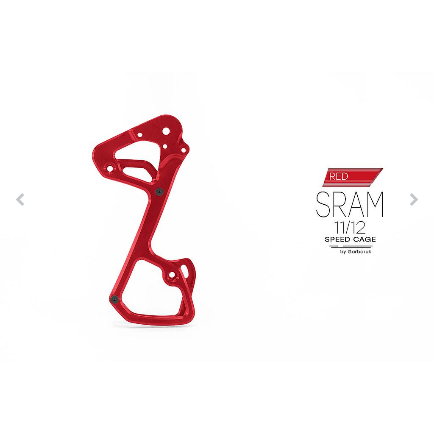 GARBARUK Rear Derailleur Cage for SRAM 11/12-speed