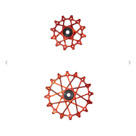 GARBARUK Rear Derailleur Pulleys for SRAM