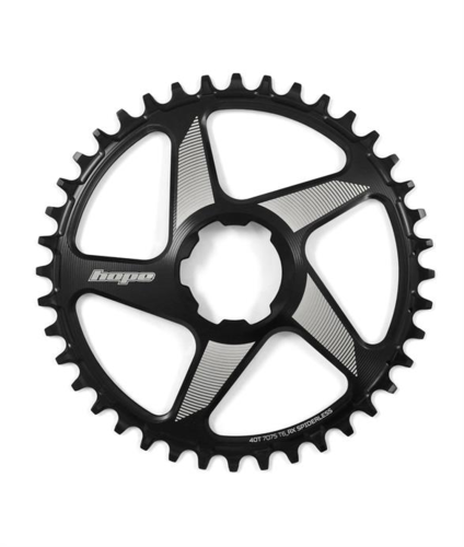 HOPE RX Spiderless Chainring | Plateau RX