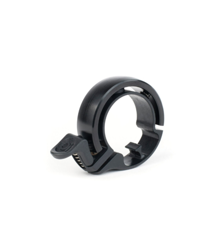 KNOG OI CLASSIC LARGE BELL (BLACK) (sonnette)